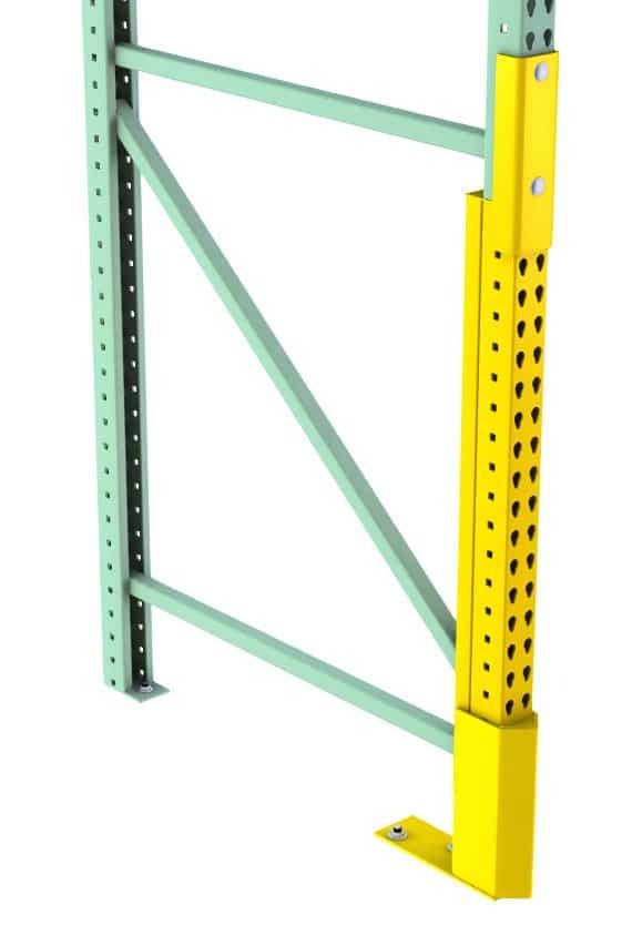 Rack Protection | Material Handling | Atlantic Installation