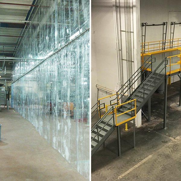 Material Handling & Warehouse Storage Solutions   Atlantic Installation