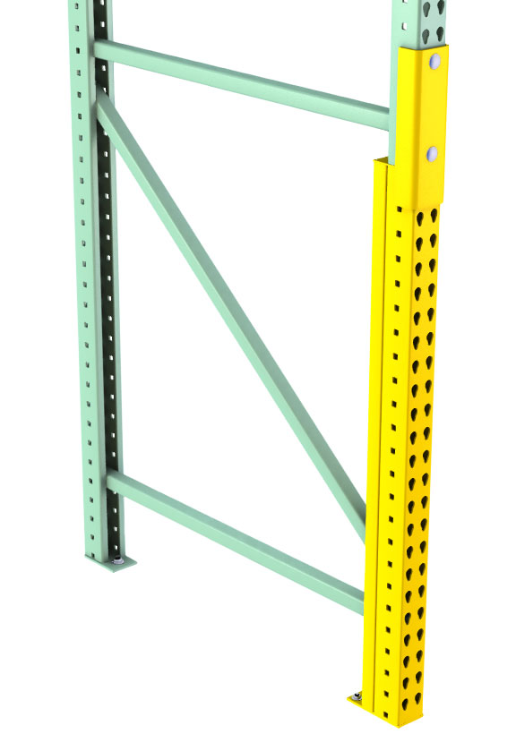 Rack Protection | Material Handling | Atlantic Installation