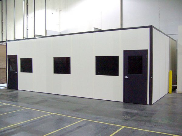 Modular Inplant Offices | Material Handling | Atlantic Installation