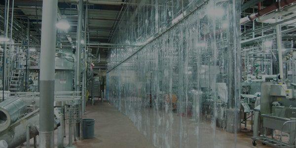 Industrial Curtains | Atlantic Installation