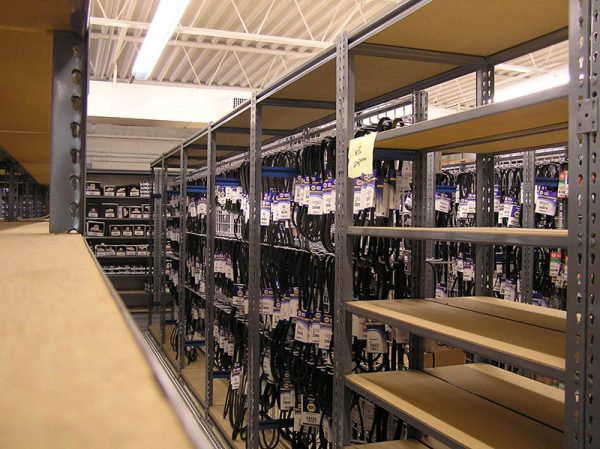 Industrial Shelving | Material Handling | Atlantic Installation