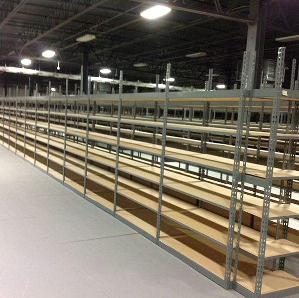 Industrial Shelving | Material Handling | Atlantic Installation