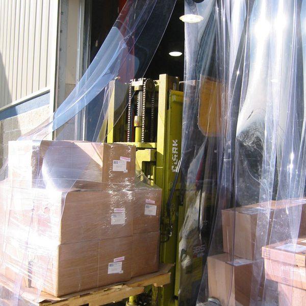 Industrial Curtains   Material Handling   Atlantic Installation