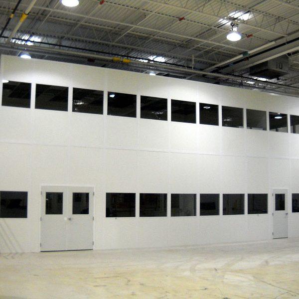 Modular Inplant Offices | Material Handling | Atlantic Installation