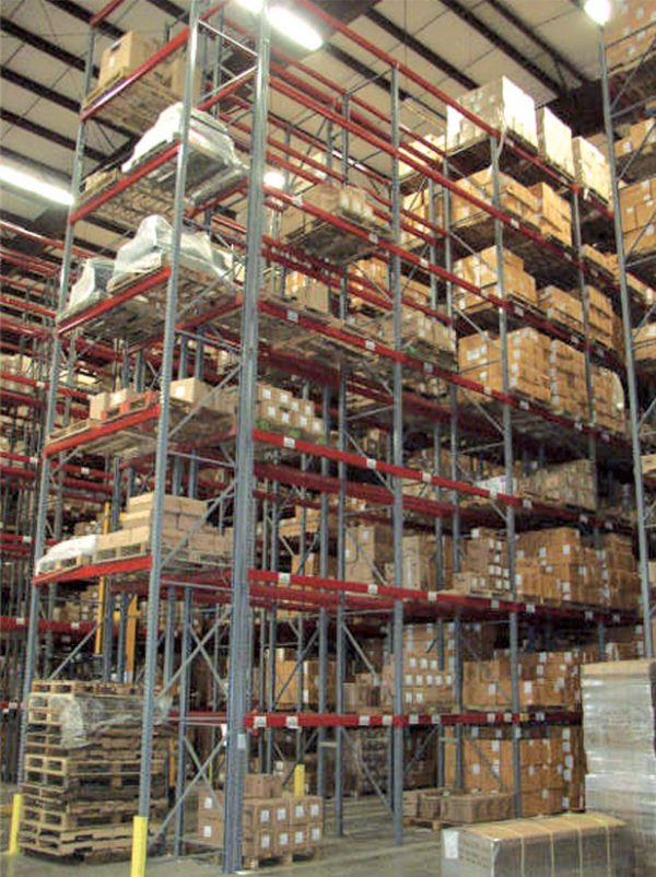 Pallet Rack Systems | Material Handling | Atlantic Installation